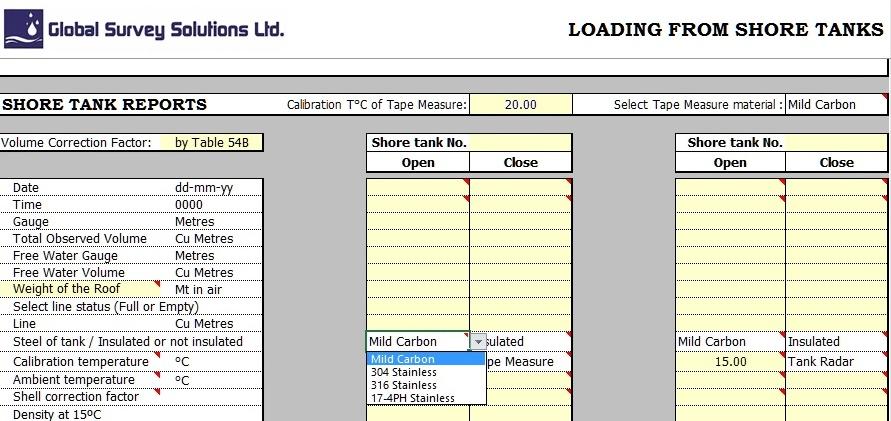 Cargo Software for Petroleum, LPG, LNG, Chemicals, Dry Cargo